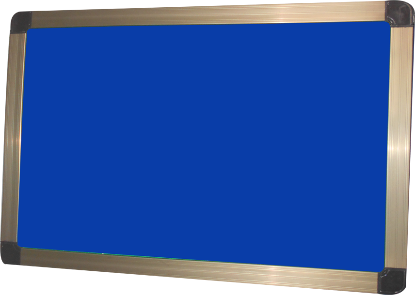 HD Notice Board Blue