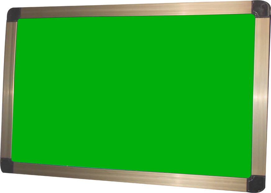 HD Notice Board Green